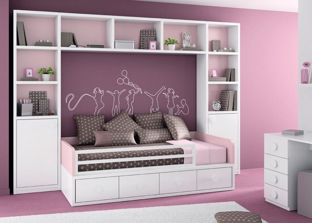 redecorar habitacion juvenil