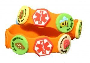 pulseras-alergia al huevo