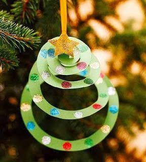 arbol de navidad manualidades