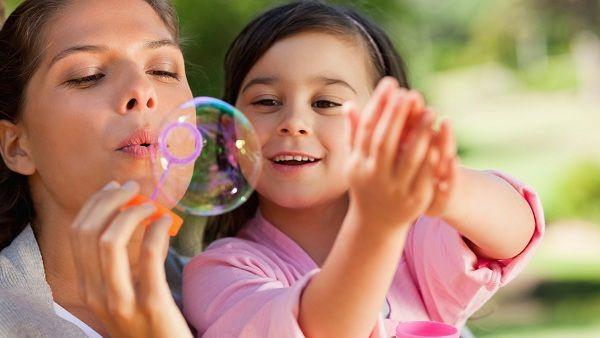 consejos jugar con los niños