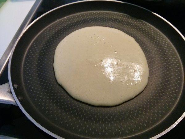 elaboración tortitas celíacos