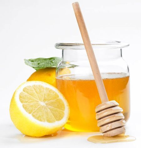 miel y limon para la bronquitis