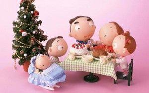 Sobrevivir a la Navidad con niños