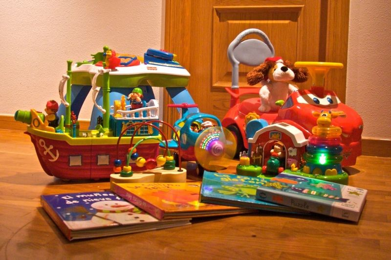 juguetes despues de reyes