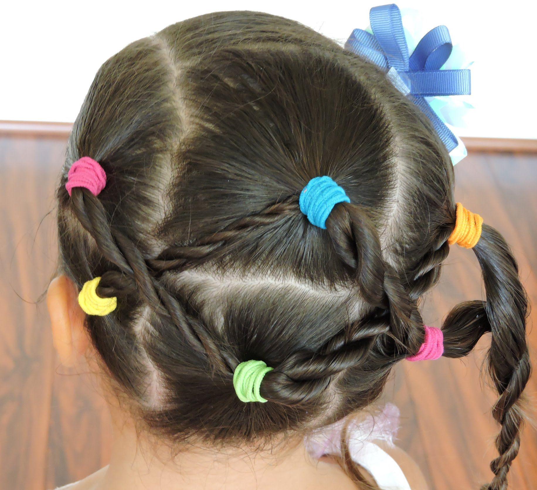 Peinados Faciles Y Sencillos Para Ninasblog Sobre Bebes Y Mas