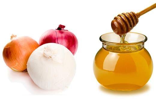 miel para la tos