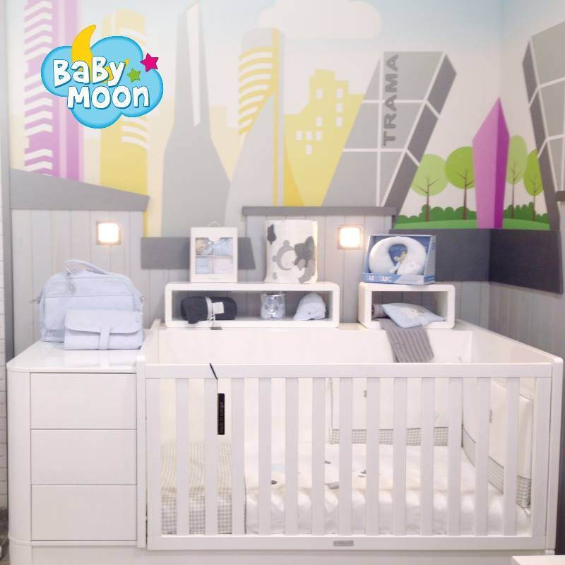 arc baby moon - convertible de Trama