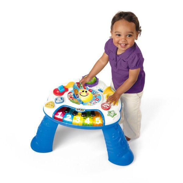 mesa-actividades juego para niños a partir de un año