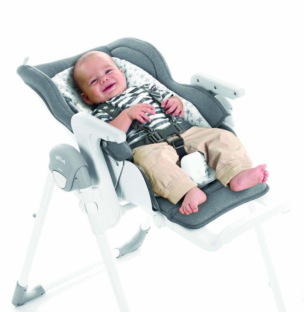Mila trona bebe