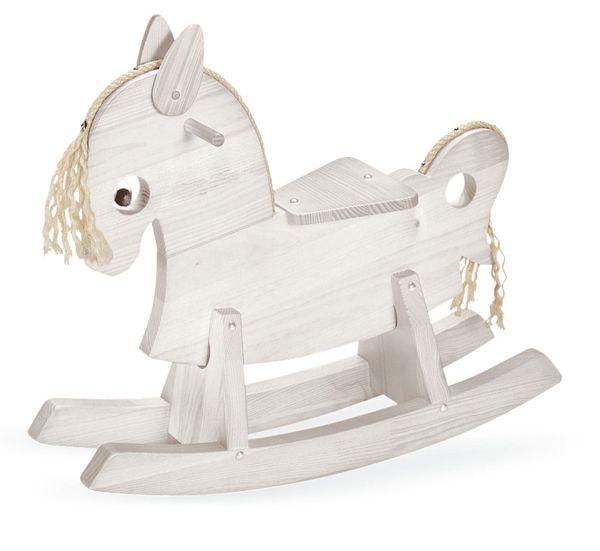caballo madera bebe