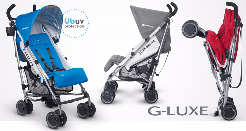 g lux uppababy silla de paseo