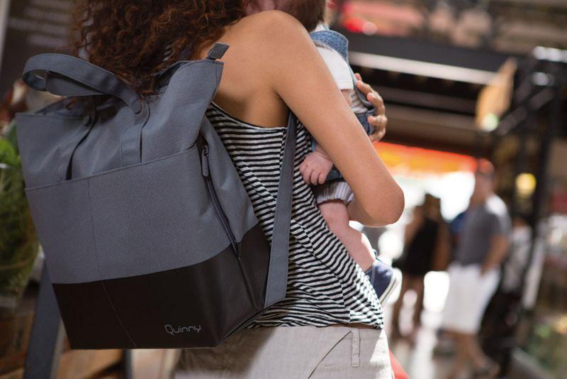 viajar en trasporte publico con un bebe