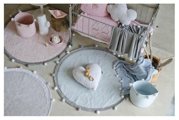 lorena canals cesta-bebe-bubbly-rosa